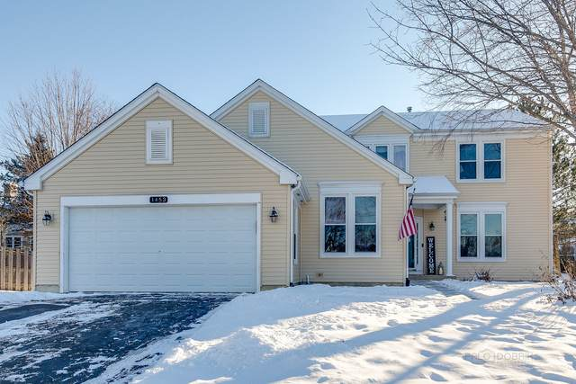 1453 Trailwood Court, Crystal Lake, IL 60014 (MLS #10961278) :: The Dena Furlow Team - Keller Williams Realty