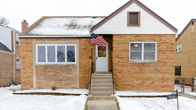 7038 43rd Street, Stickney, IL 60402 (MLS #10961282) :: Suburban Life Realty