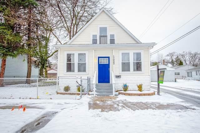 17022 Shea Avenue, Hazel Crest, IL 60429 (MLS #10961320) :: The Dena Furlow Team - Keller Williams Realty
