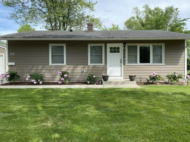 305 Cedar Court, Streamwood, IL 60107 (MLS #10961338) :: The Wexler Group at Keller Williams Preferred Realty