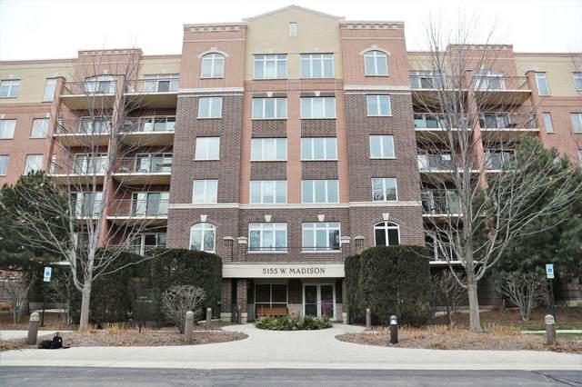 5155 Madison Street #410, Skokie, IL 60077 (MLS #10961414) :: Helen Oliveri Real Estate