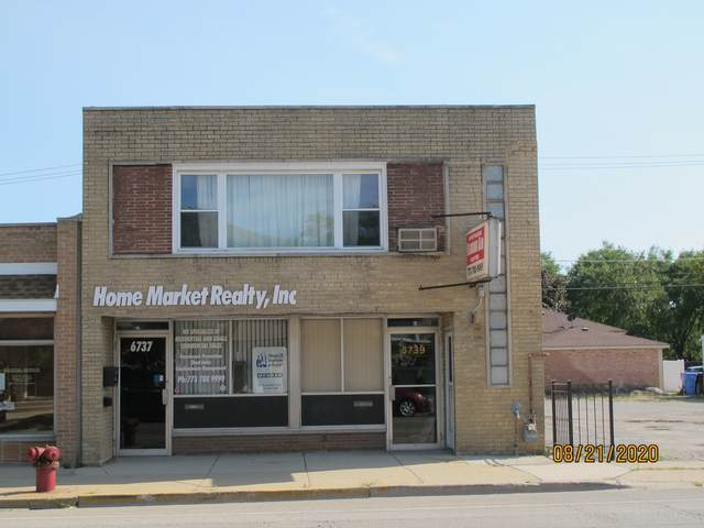 6737 W 63rd Street, Chicago, IL 60638 (MLS #10961418) :: The Spaniak Team