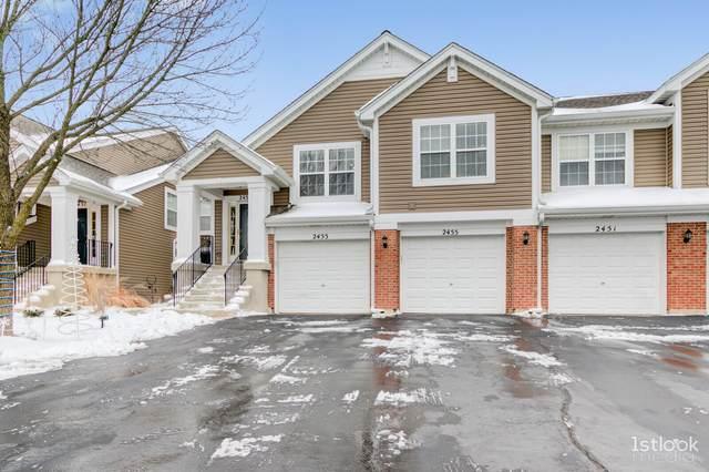 2455 Wilton Lane, Aurora, IL 60502 (MLS #10961431) :: John Lyons Real Estate