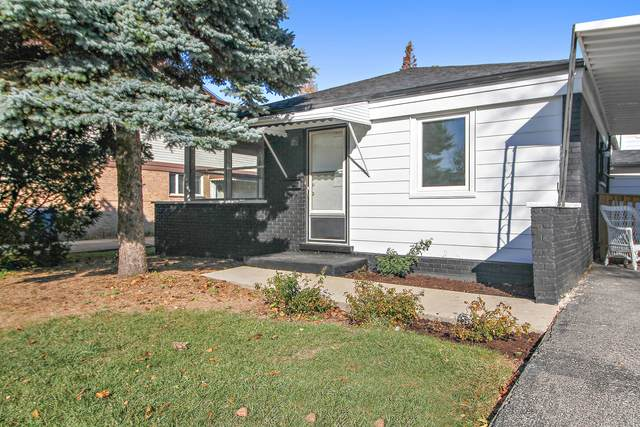 4724 W 81st Street, Chicago, IL 60652 (MLS #10961441) :: Suburban Life Realty