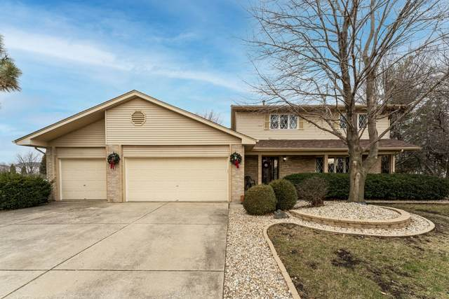 636 Phlox Circle, Matteson, IL 60443 (MLS #10961499) :: John Lyons Real Estate