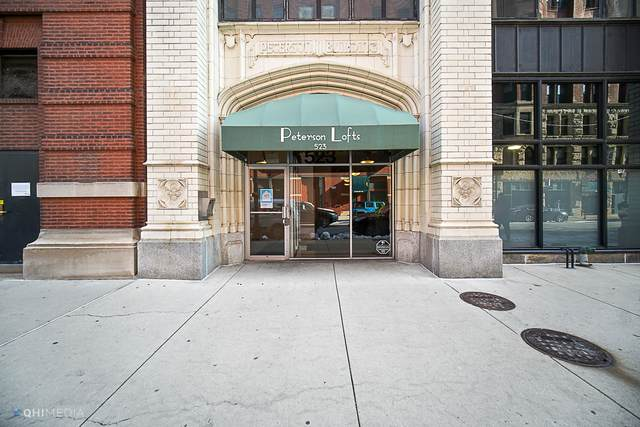 523 S Plymouth Court #702, Chicago, IL 60605 (MLS #10961523) :: Littlefield Group