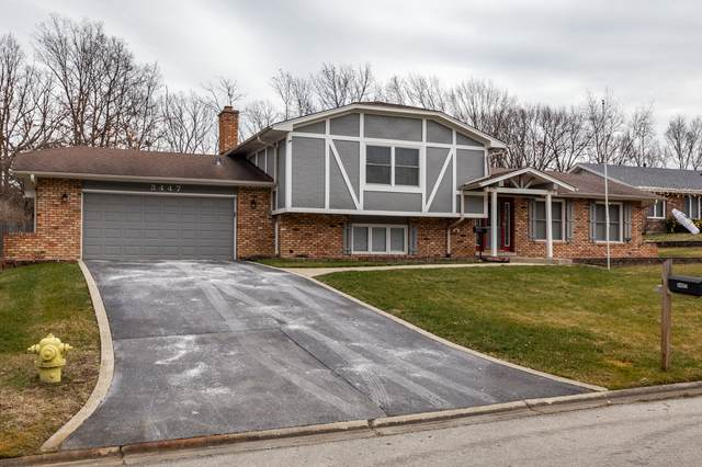 3447 Innsbruck Lane, Crete, IL 60417 (MLS #10961582) :: John Lyons Real Estate