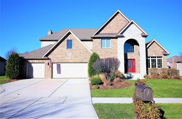 4712 Sassafras Lane, Naperville, IL 60565 (MLS #10961601) :: The Dena Furlow Team - Keller Williams Realty
