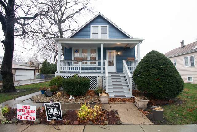 4034 East Avenue, Stickney, IL 60402 (MLS #10961678) :: Suburban Life Realty