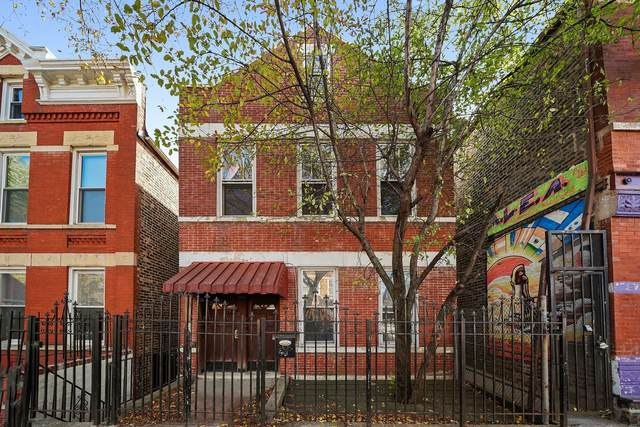 1821 W 17th Street, Chicago, IL 60608 (MLS #10961786) :: Jacqui Miller Homes