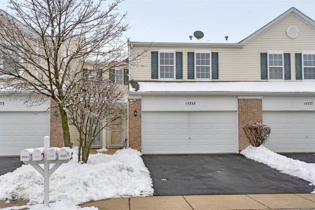 15335 Kenmare Circle, Manhattan, IL 60442 (MLS #10961868) :: Janet Jurich