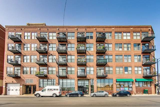 2310 S Canal Street #405, Chicago, IL 60616 (MLS #10962074) :: The Wexler Group at Keller Williams Preferred Realty