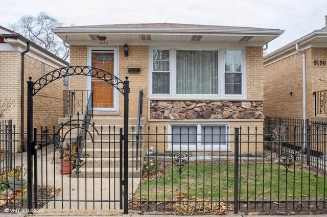 5152 W Strong Street, Chicago, IL 60630 (MLS #10962118) :: The Wexler Group at Keller Williams Preferred Realty