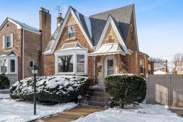 3252 N Newcastle Avenue, Chicago, IL 60634 (MLS #10962124) :: John Lyons Real Estate