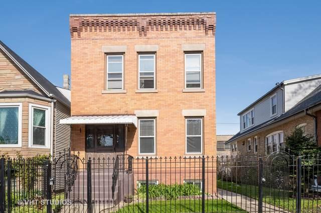 2223 N Keystone Avenue, Chicago, IL 60639 (MLS #10962224) :: Helen Oliveri Real Estate