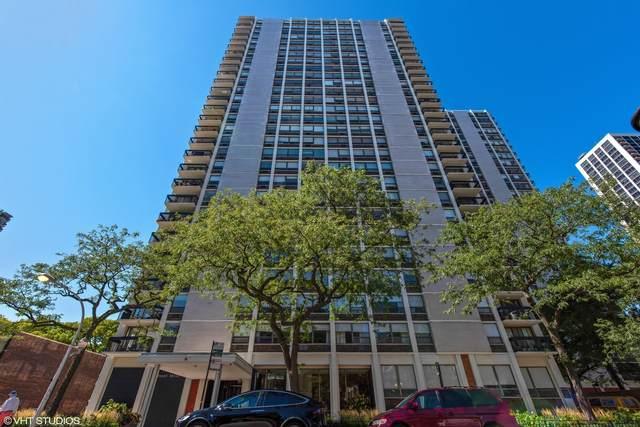 1455 N Sandburg Terrace #1504, Chicago, IL 60610 (MLS #10962227) :: The Wexler Group at Keller Williams Preferred Realty