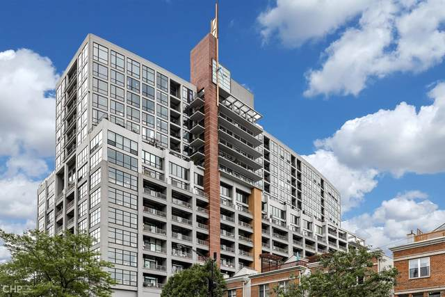 1530 S State Street #1025, Chicago, IL 60605 (MLS #10962248) :: The Wexler Group at Keller Williams Preferred Realty