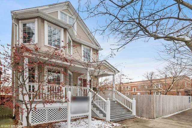 4220 N Damen Avenue, Chicago, IL 60618 (MLS #10962272) :: Jacqui Miller Homes