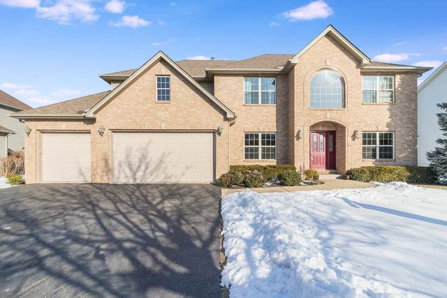 140 Pineridge Drive, Oswego, IL 60543 (MLS #10962286) :: Schoon Family Group