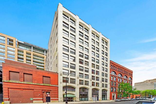 523 S Plymouth Court #701, Chicago, IL 60605 (MLS #10962297) :: The Wexler Group at Keller Williams Preferred Realty