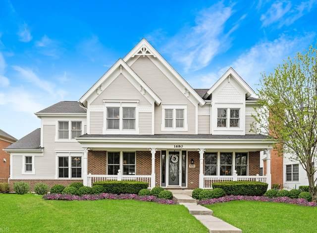 1680 Primrose Lane, Glenview, IL 60026 (MLS #10962299) :: The Dena Furlow Team - Keller Williams Realty