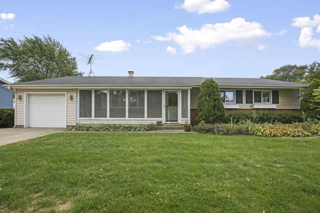 913 E Bissell Drive, Palatine, IL 60074 (MLS #10962388) :: Helen Oliveri Real Estate