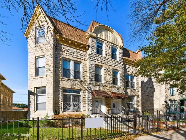 3612 S Prairie Avenue #2, Chicago, IL 60653 (MLS #10962453) :: Helen Oliveri Real Estate