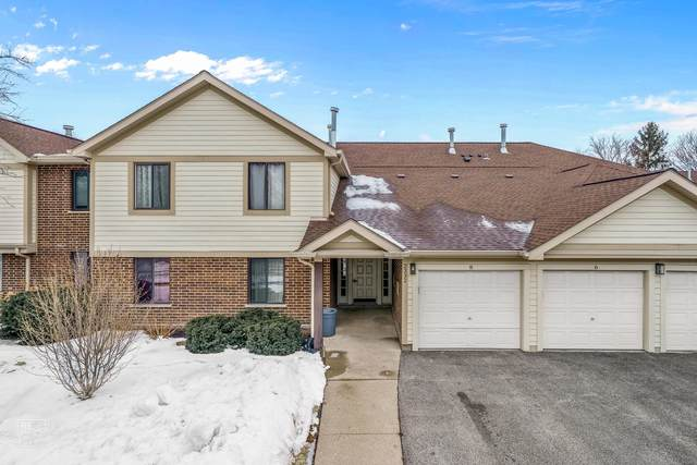 2332 N Old Hicks Road #8, Palatine, IL 60074 (MLS #10962494) :: Ryan Dallas Real Estate
