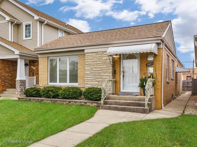 7445 N Oconto Avenue, Chicago, IL 60631 (MLS #10962579) :: Jacqui Miller Homes