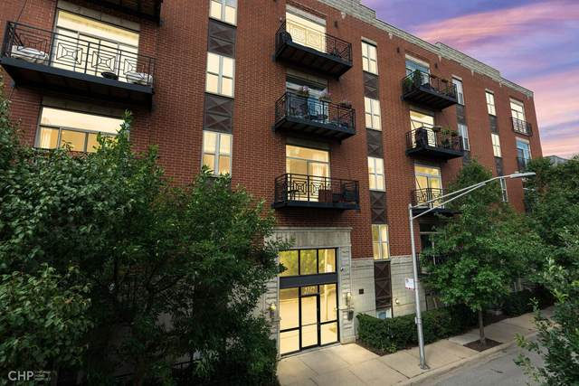 2342 W Bloomingdale Avenue #108, Chicago, IL 60647 (MLS #10962594) :: The Wexler Group at Keller Williams Preferred Realty