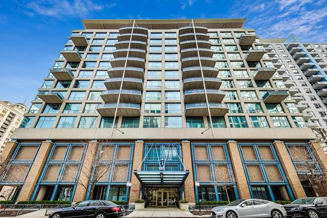 125 E 13TH Street #908, Chicago, IL 60605 (MLS #10962602) :: The Wexler Group at Keller Williams Preferred Realty