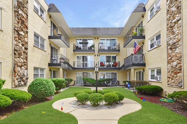 6482 N Northwest Highway #6, Chicago, IL 60631 (MLS #10962689) :: Jacqui Miller Homes