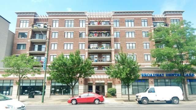 5858 N Broadway Street #204, Chicago, IL 60660 (MLS #10962712) :: The Dena Furlow Team - Keller Williams Realty