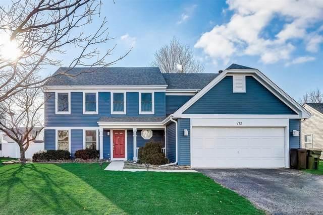 112 Seton Creek Drive, Oswego, IL 60543 (MLS #10962791) :: Jacqui Miller Homes