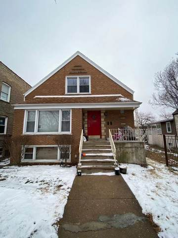 3341 S Seeley Avenue, Chicago, IL 60608 (MLS #10962831) :: Suburban Life Realty