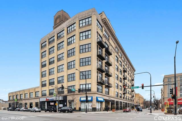 1601 W School Street #407, Chicago, IL 60657 (MLS #10962863) :: Helen Oliveri Real Estate