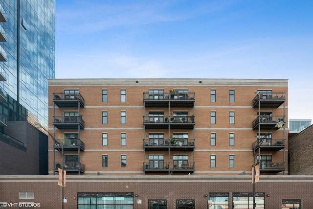 725 N Aberdeen Street #302, Chicago, IL 60642 (MLS #10962880) :: The Wexler Group at Keller Williams Preferred Realty