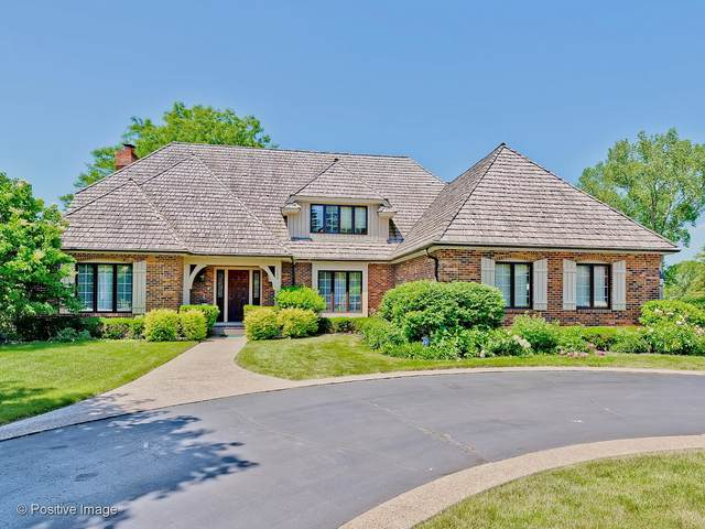3465 Whirlaway Drive, Northbrook, IL 60062 (MLS #10962948) :: Helen Oliveri Real Estate