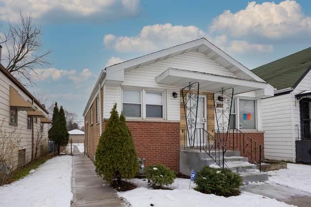 1035 W 123rd Street, Calumet Park, IL 60827 (MLS #10963113) :: Jacqui Miller Homes