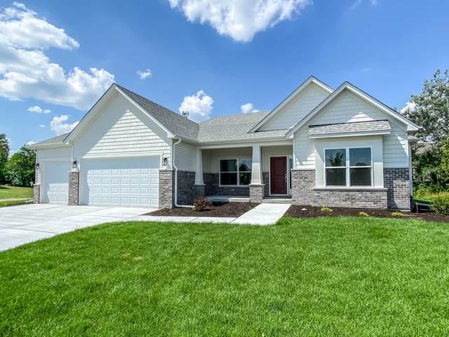 15738 Creekview Drive, Plainfield, IL 60544 (MLS #10963172) :: Janet Jurich
