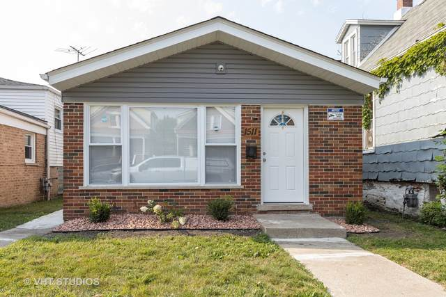 1511 W 61st Street, Chicago, IL 60636 (MLS #10963182) :: Jacqui Miller Homes