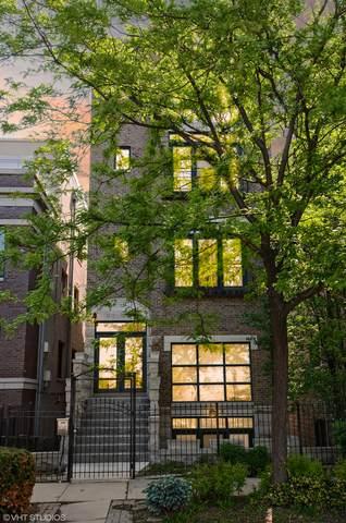 1347 N Mohawk Street #1, Chicago, IL 60610 (MLS #10963299) :: Helen Oliveri Real Estate