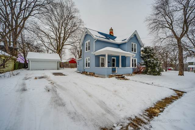 5510 George Street, Richmond, IL 60071 (MLS #10963326) :: Schoon Family Group