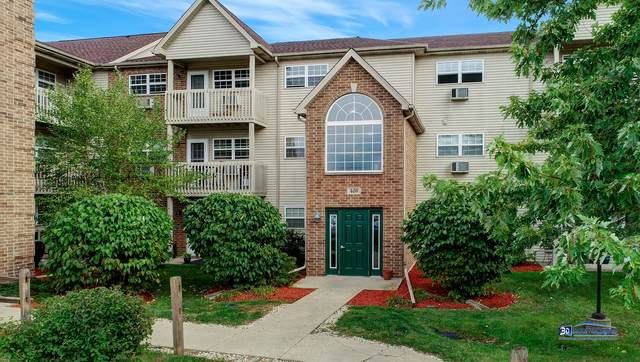 420 Cunat Boulevard 2C, Richmond, IL 60071 (MLS #10963330) :: The Wexler Group at Keller Williams Preferred Realty