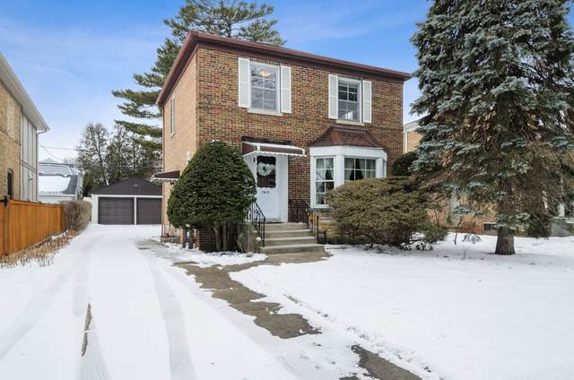 7428 N Odell Avenue, Chicago, IL 60631 (MLS #10963379) :: Jacqui Miller Homes