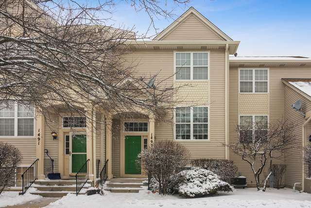 1493 Sashay Court, Gurnee, IL 60031 (MLS #10963417) :: The Wexler Group at Keller Williams Preferred Realty