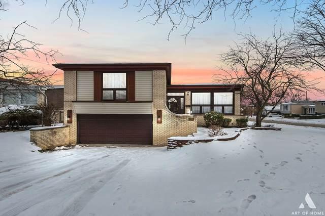 9301 Michael Court, Morton Grove, IL 60053 (MLS #10963431) :: Jacqui Miller Homes