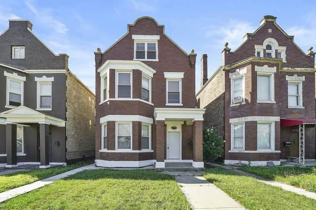 4235 W Cullerton Street, Chicago, IL 60623 (MLS #10963457) :: The Spaniak Team