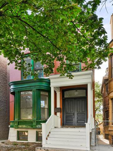 3326 S Calumet Avenue, Chicago, IL 60616 (MLS #10963477) :: Janet Jurich