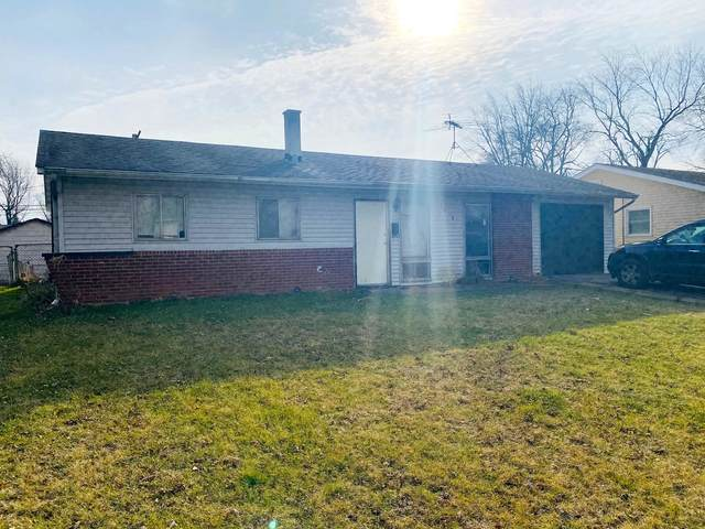 2118 219th Place, Sauk Village, IL 60411 (MLS #10963494) :: Jacqui Miller Homes